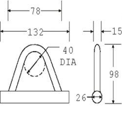 DR75100 - Delta Ring - Diagram