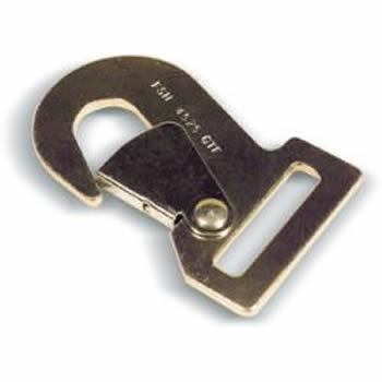 FSH4525 - Flat Snap Hook