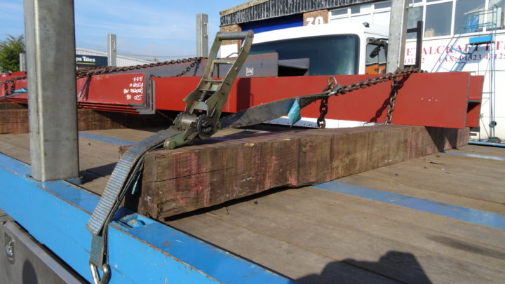 RL50CL LH-ERG - 50mm 5000kgs Ratchet Strap