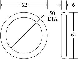 RR5000 - Round Ring - Diagram