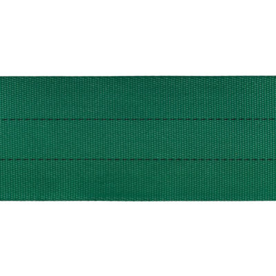 WB120185GN - 120mm 18500kgs Green Polyester Webbing
