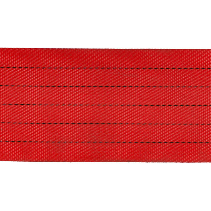 WB150225RD - 150mm 22500kgs Red Polyester Webbing