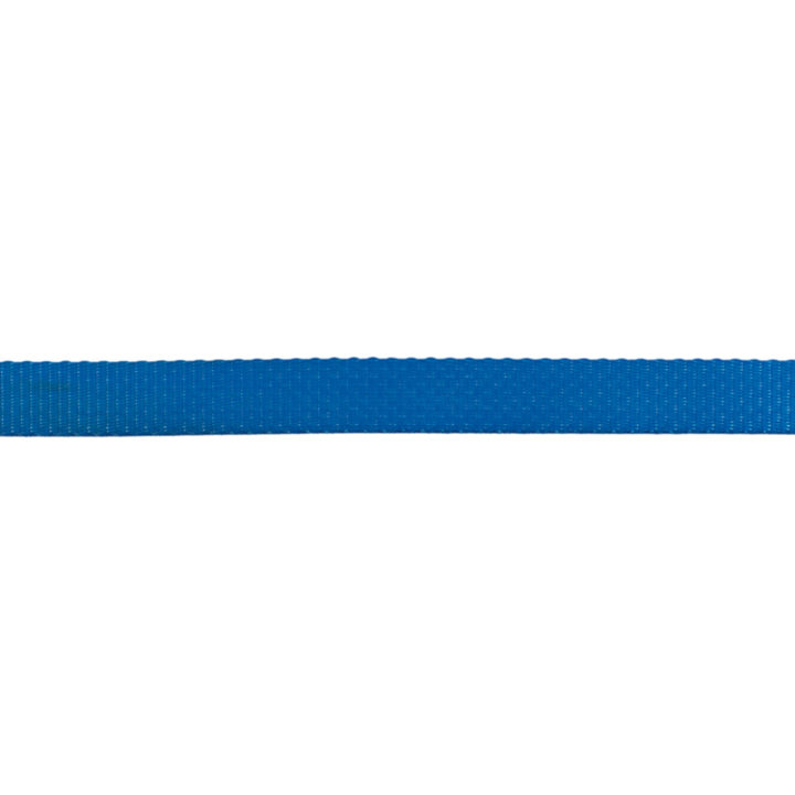 WB2520BE - 25mm 2000kgs Blue Polyester Webbing