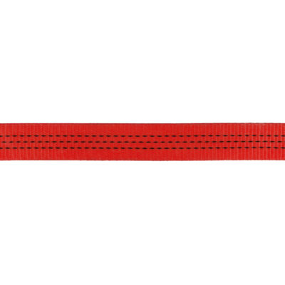 WB3545RD3 - 35mm 4500kgs Red Polyester Webbing