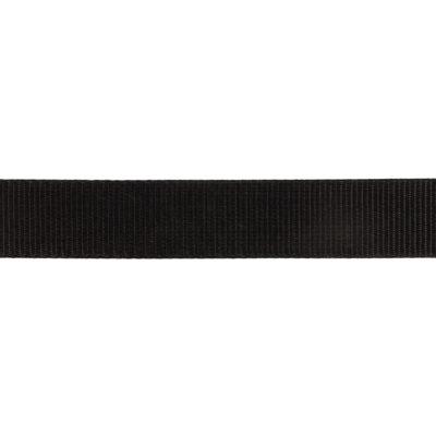 WB5060BK - 50mm 6000kgs Black Polyester Webbing