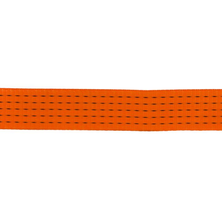WB5075OE5 - 50mm 7500kgs Orange Polyester Webbing