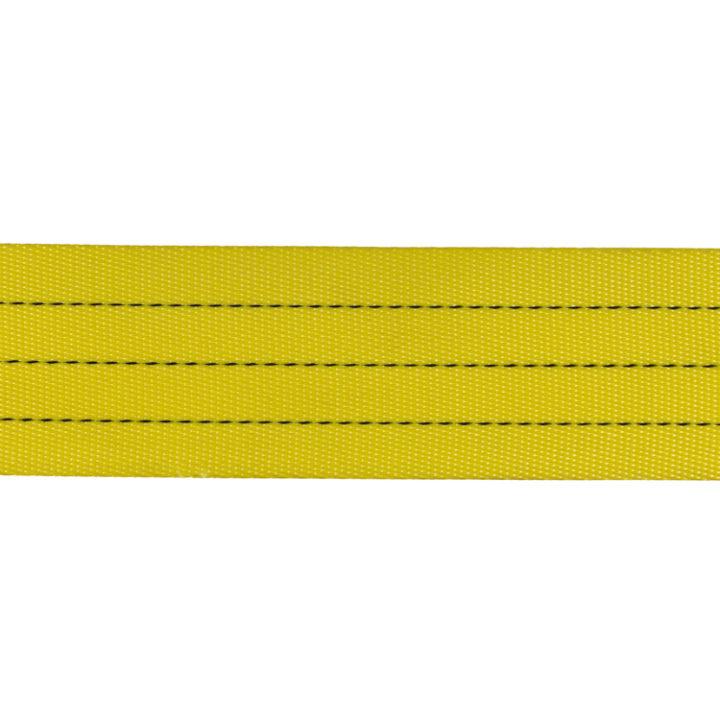WB90130YW - 90mm 13000kgs Yellow Polyester Webbing